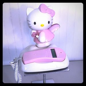 Vintage Hello Kitty Telephone Phone